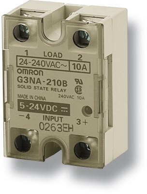 C100-240 Rele' statico Carico da 10A 200- 480Vc.a.